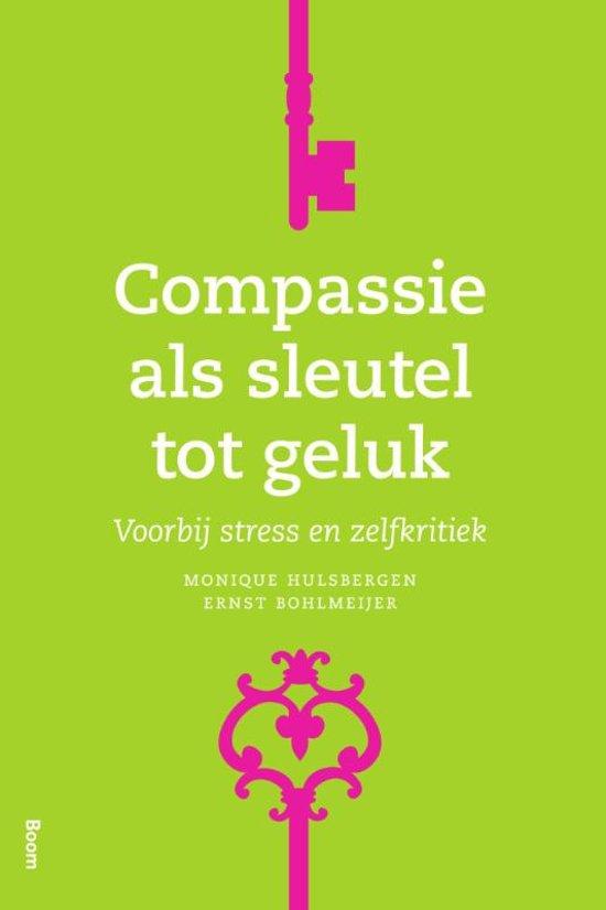 Boek Hulsbergen, Bohlmeijer, Compassie als sleutel tot geluk