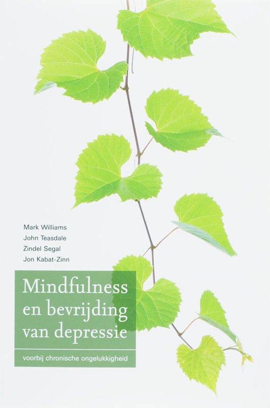 Boek Williams Teasdale Zinn, Mindfulness en de bevrijding van depressie