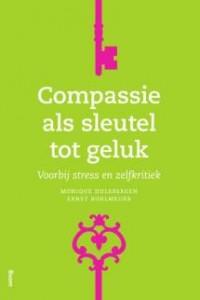 Boekcover Bohlmeijer Compassie als sleutel tot geluk