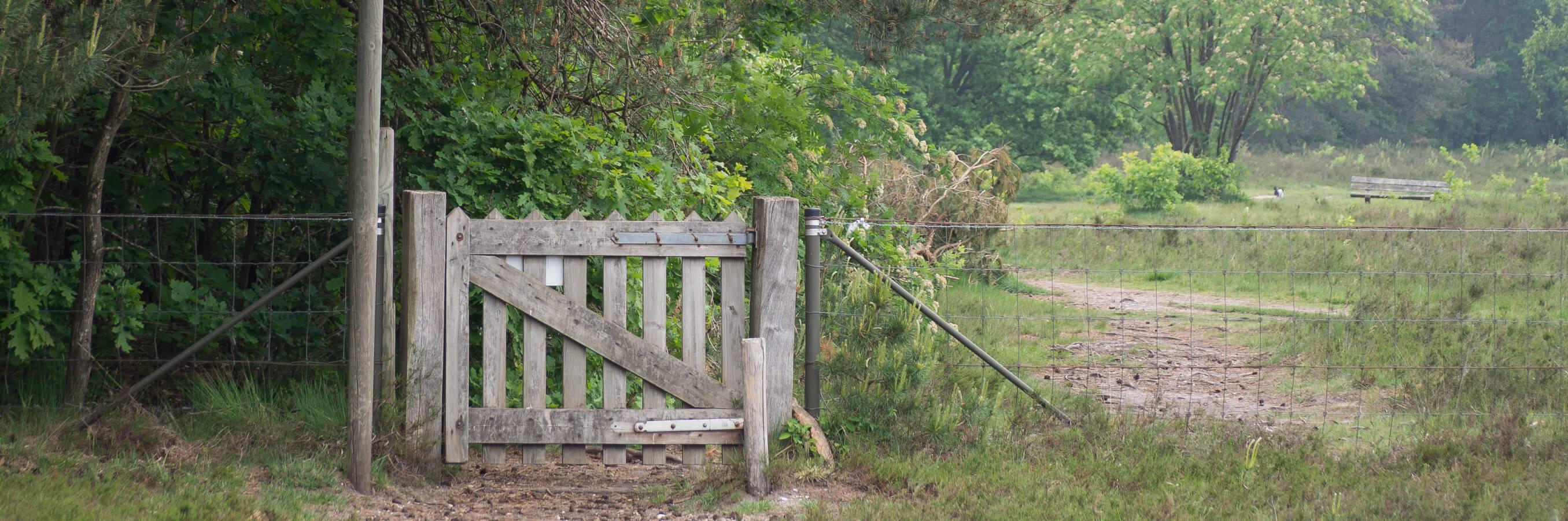 Bussum heide hek