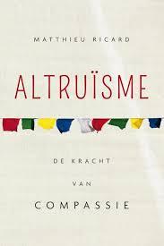 Boekcover Ricard - Altruïsme - De kracht van compassie