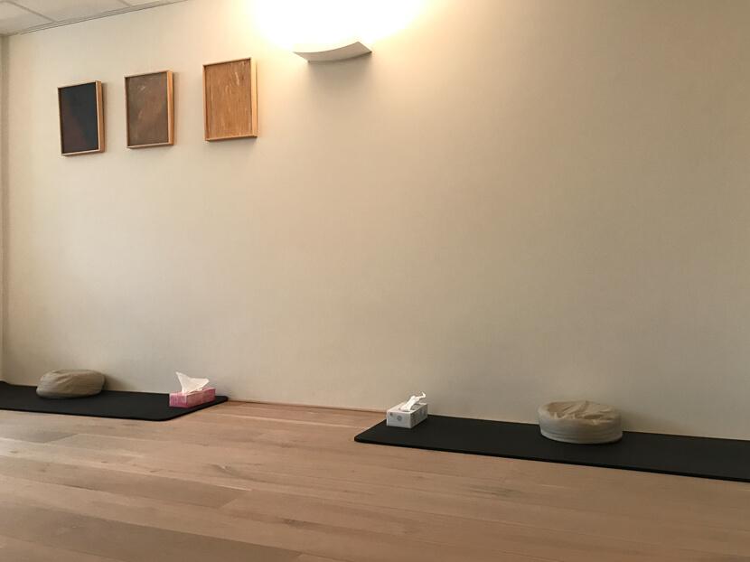 Meditatie ruimte in Bussum, gemakkelijke bereikbaar vanuit Naarden, Hilversum, Weesp, Huizen, Baarn